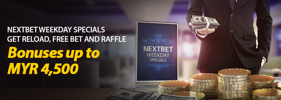 nextbet-weekday-special