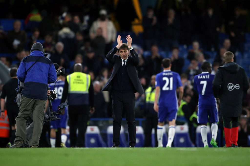 Chelsea get back on track to winning Premier League