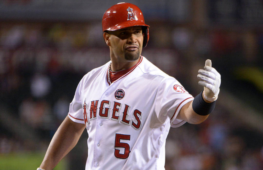 Los-Angeles-Angels-MLB-Albert-Pujols