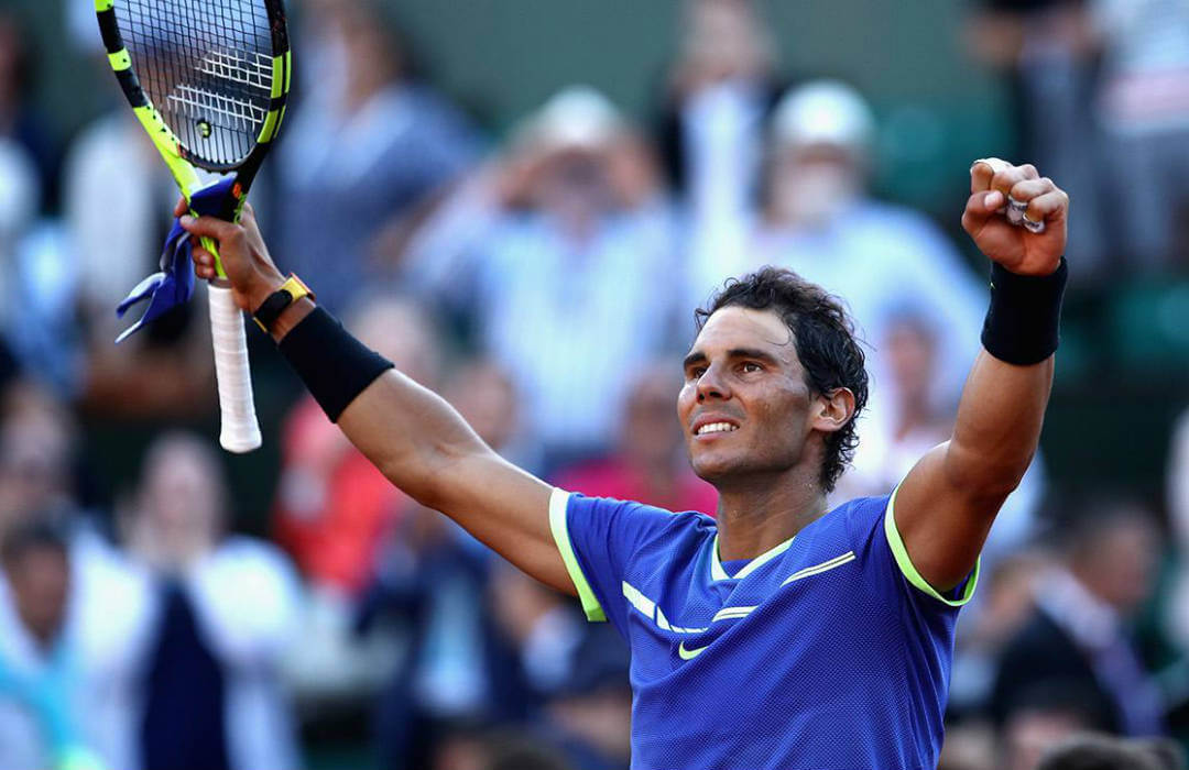 Rafael Nadal win 10th French Open