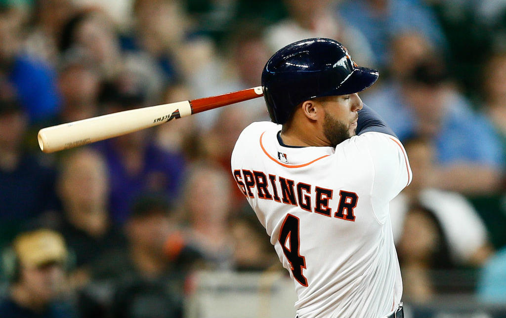 Houston-Astros-George-Springer-MLB