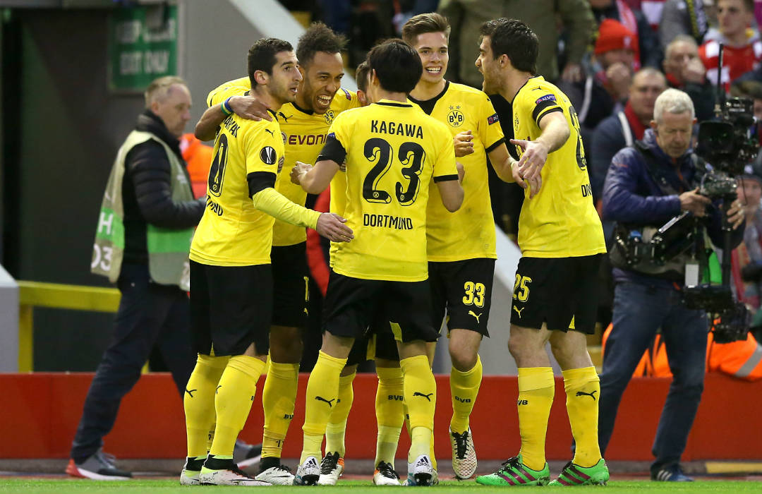 Top flight clubs march on in DFB Pokal 1st Round