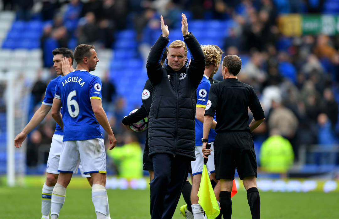 Everton-manager-Ronald-Koeman-team