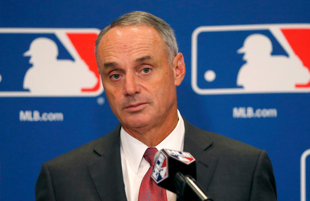 MLB-commissioner-Robert-Manfred