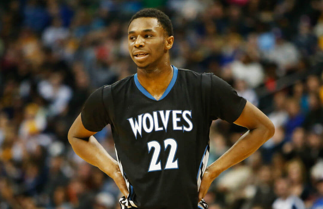 Wiggins' game winner lifts Wolves past Thunder 115-113