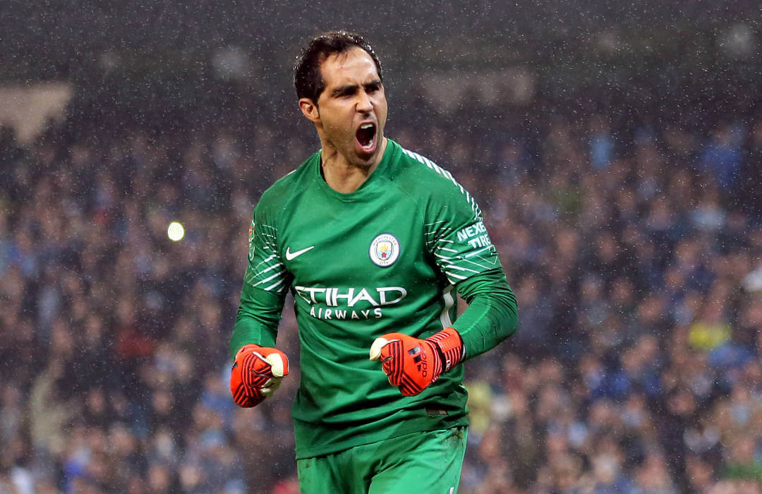 Bravos ring for Bravo as keeper saves City over Wolves