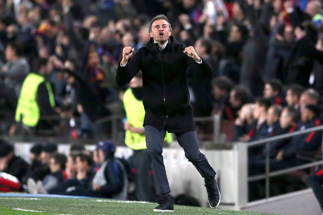 barcelona-parting-gift to-manager-luis-enrique