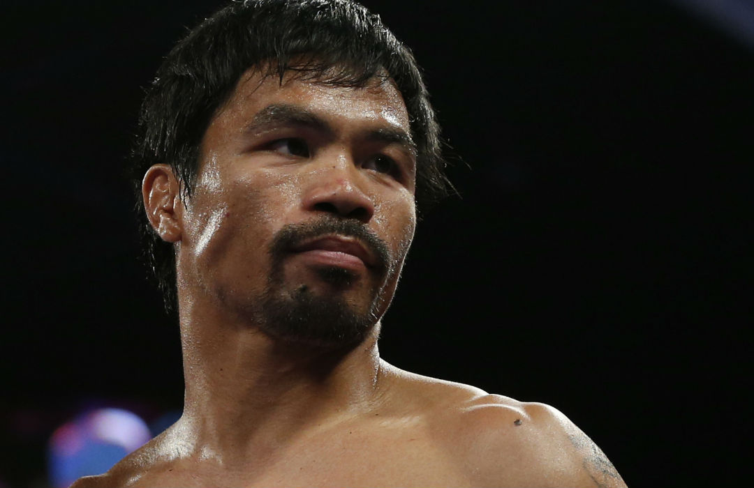 Filipino-boxing-icon-Manny-Pacquiao