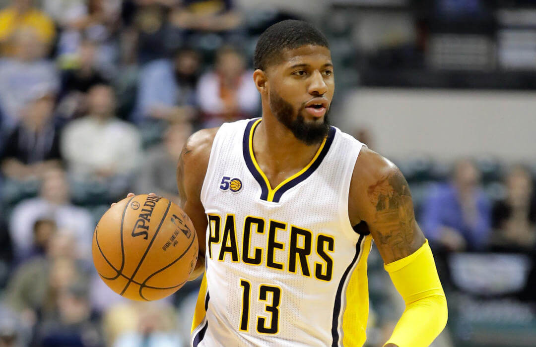 Indiana Pacers Paul George