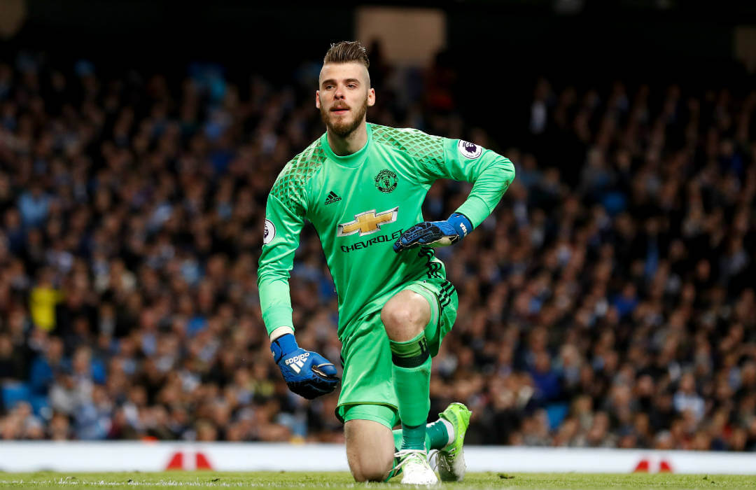 United issue `not for sale' stand on De Gea even as