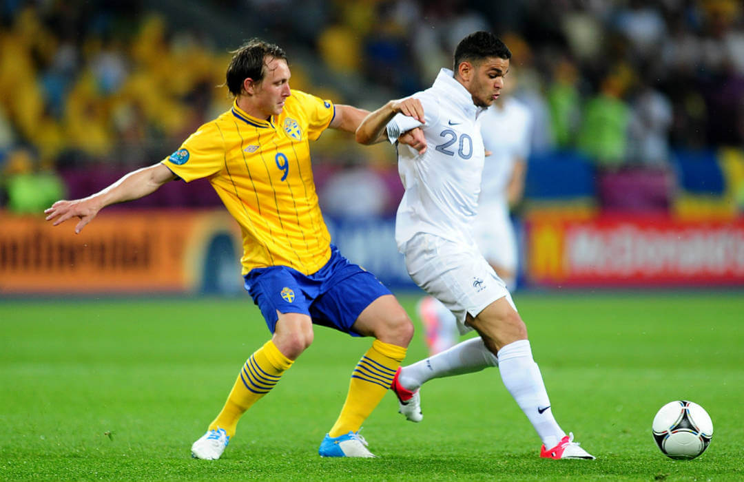 Sweden v France World Cup qualifying