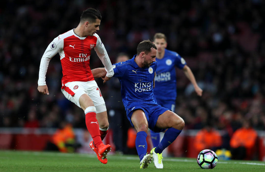 Arsenal-vs-Leicester City