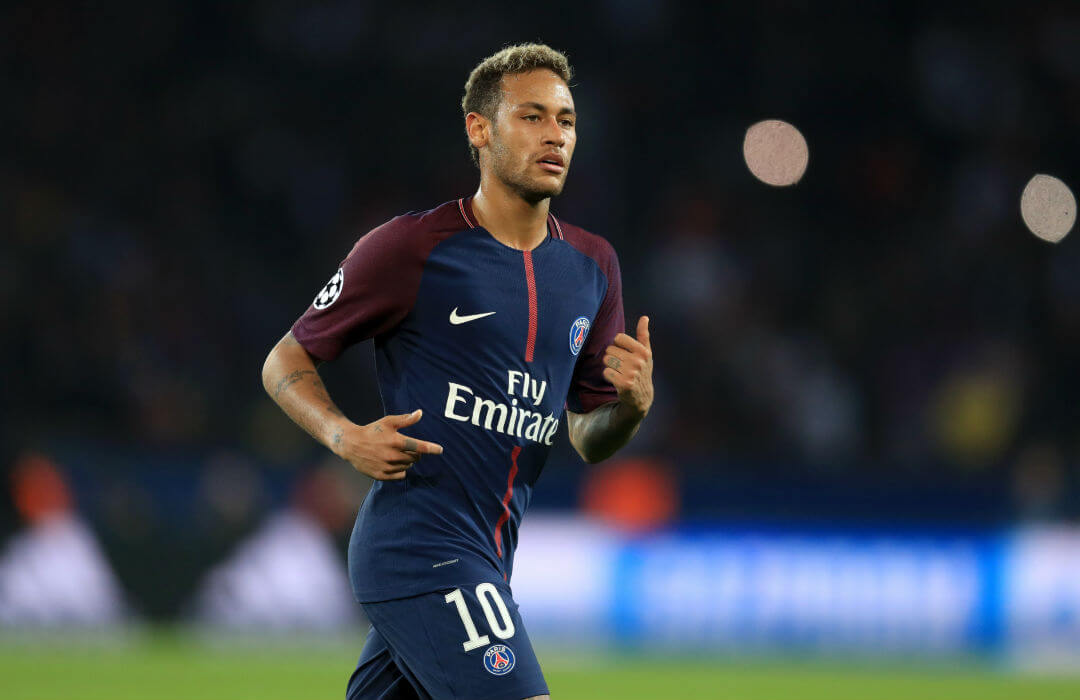 Paris-Saint-Germain-Junior-Neymar